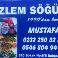 Photo taken at Özlem Söğüş by Nurcihan S. on 4/10/2016