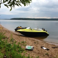 Photo taken at Luxury Volga Island by Тема С. on 7/7/2013