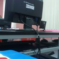 Photo taken at Lab A, Kolej Profesional MARA Beranang by Syahril Z. on 4/1/2013