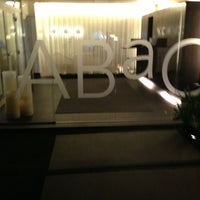 Photo taken at ABaC Restaurant & Hotel by daVid V. on 3/7/2013