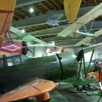 Photo taken at Suomen Ilmailumuseo / Finnish Aviation Museum by Markku S. on 12/13/2012