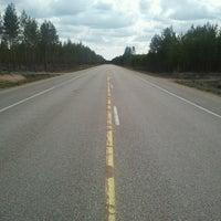 Photo taken at Varalaskeutumispaikka by Markku S. on 5/12/2013
