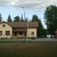 Photo taken at Vihtarin kyläkartano by Markku S. on 7/11/2013