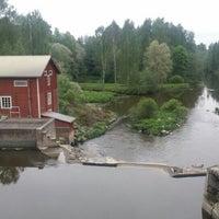 Photo taken at Tönnön museosilta by Markku S. on 5/28/2016