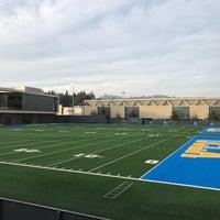 Photo taken at UCLA Spaulding Field by Ken S. on 1/8/2018