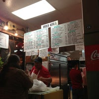 Photo taken at Tere's Mexican Grill by Ken S. on 1/15/2013