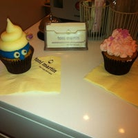 Photo taken at Toni Martin Cupcake Boutique by Dean I. on 1/11/2013
