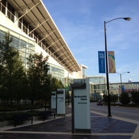 Photo taken at McCormick Place by Aّmoُon on 9/16/2012