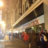 Photo taken at Nordstrom Rack The Shops at State and Washington by Aّmoُon on 11/23/2012