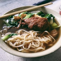 Photo taken at Wong Good Hand Pull Noodle by Clay W. on 1/6/2017