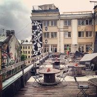 Снимок сделан в Лофт-проект «Этажи» пользователем Stepan S. 7/20/2013