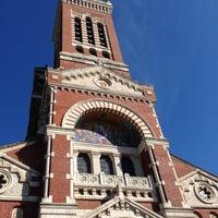 Photo taken at Notre Dame De Brebières by S B. on 9/30/2012