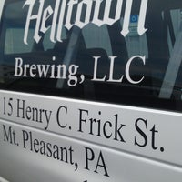 Photo taken at Helltown Brewery, LLC by AGtheDir A. on 7/3/2013