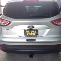 Photo taken at Future Ford Lincoln of Roseville by Andrew B. on 8/6/2014