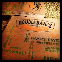 Photo taken at DoubleDave's Pizzaworks by Andrew B. on 9/12/2013