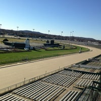 Photo taken at Churchill Downs by Andy B. on 1/20/2013