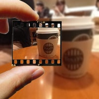 Photo taken at Tully's Coffee by さとみ on 1/27/2013