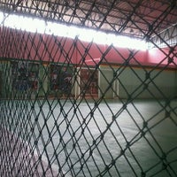 Photo taken at Lapangan Futsal GMC by Egie G. on 2/21/2013