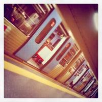 Photo taken at Metro São Sebastião [AZ,VM] by Telmo C. on 10/26/2012