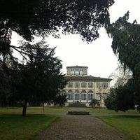 Photo taken at Villa Bottini by Mauro C. on 3/5/2013