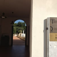 Photo taken at Fondazione Ragghianti by Mauro C. on 8/15/2013