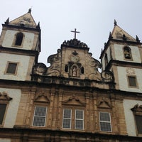 Photo taken at Largo do Pelourinho by Adriana R. on 7/27/2013