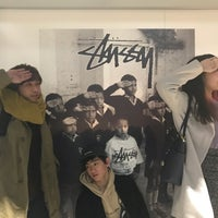 Photo taken at Stussy by 千紘 野. on 2/2/2018