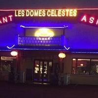 Photo taken at Les Dômes Célestes by Lei Z. on 4/7/2016