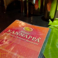 Photo taken at Hotel Kannappa by Aditya D. on 6/27/2014