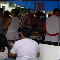 Photo taken at Feira Livre - Vila dos Quarenta by Natita B. on 12/28/2012