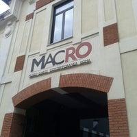 Foto scattata a MACRO - Museo d'Arte Contemporanea Roma da Francesco X. il 4/5/2013