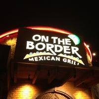 Photo taken at On The Border Mexican Grill & Cantina by Carter P. on 12/19/2012
