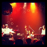 Photo taken at 北堀江club vijon by Hiromi on 9/14/2012