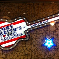 Photo taken at Toby Keith's I Love This Bar & Grill by Mark S. on 10/25/2012