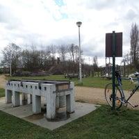 Photo taken at Park Prieel by Fré V. on 4/18/2013