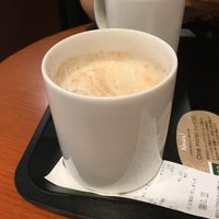 Photo taken at Tully's Coffee by yuki y. on 6/18/2016