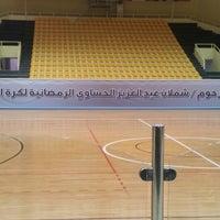 Photo taken at نادي القادسية الرياضي by Nasser B. on 7/3/2014