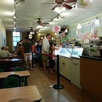 Photo taken at McCool's Ice Cream Parlour by Ken T. on 7/16/2013