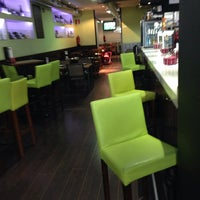 Photo taken at La Guapa Cafe by Jose Luis on 3/22/2014