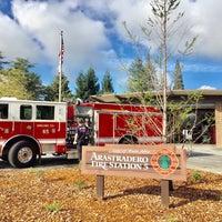 Photo taken at Palo Alto Fire Station #5 by Jose Luis on 3/25/2017