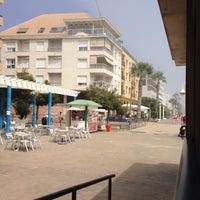 Photo taken at Mar del Sur by Jose Luis on 8/7/2014