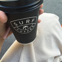 Photo taken at Surf Coffee by Olya K. on 6/27/2016
