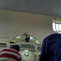Photo taken at Masjid As-syakirin Kudat by Ak.huzaireen on 10/30/2015