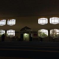 Photo taken at Masjid As-syakirin Kudat by Ak.huzaireen on 5/9/2014