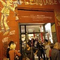 Photo taken at Équitable Café by Benoît Z. on 9/27/2012