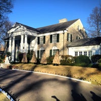 Photo taken at Graceland by Jonathan G. on 12/21/2012