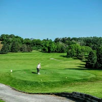 Photo taken at Hawthorne Hills Golf Course by James M. on 7/23/2015