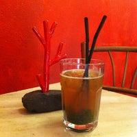 Foto scattata a Restaurante Al Son del Indiano da Chano M. il 10/1/2012