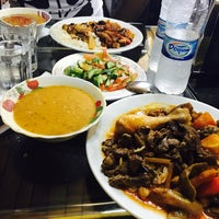 Photo taken at Derya Restaurant by Mücahit S. on 7/4/2016