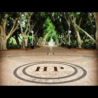 Photo taken at Hyde Park by Glenn M. on 12/7/2012